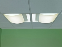 Visa Lighting's Unity Over-Bed Fixture Part of IES 2010 Progress Report