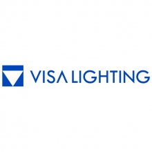 Visa Lighting logo for press release defending disinfecting products