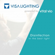 Visa Lighting announces Disinfection in the best light™