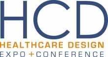 Healthcare design expo logo