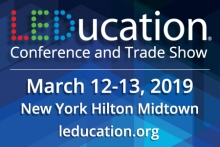 Leducation 2019 information, March 12-13 at NY Hilton Midtown