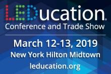 Leducation 2019 information, March 12-13 at NY Hilton Midtown