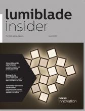 Lumiblade Insider
