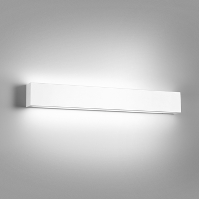 Linear Art Sconce | Lighting Sconce with Window Option | Visa Lighting