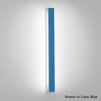 Led wall sconce, minimal led sconce, architectural lighting, thin led sconce, linear led sconce