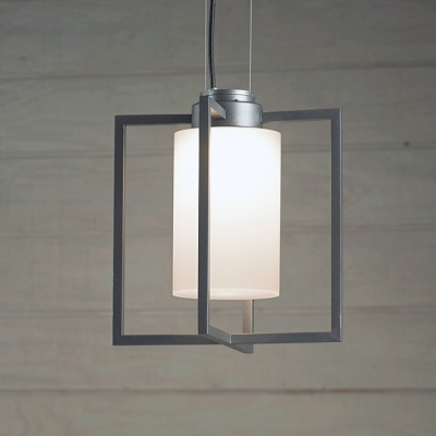 Laterna, The Modern Lantern Style Outdoor Pendant Lighting Fixture