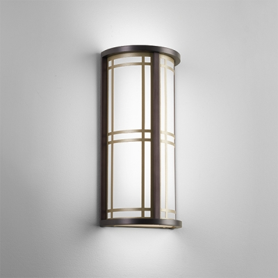 Led wall sconce, minimal led sconce, architectural lighting, Midland Art Lighitng