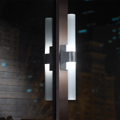 Sass Cylindrical Or Rectangular Outdoor Sconce Visa
