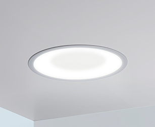 Symmetry fixture in White Light Disinfection™ mode