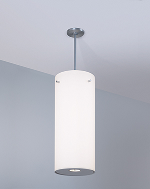With its modern or classic accents, these Cylinder architectural lighting fixtures can bring impressive illumination and pleasing contrast to any interior design.
