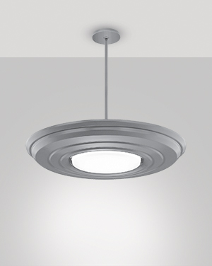 An enhanced optical performance and classic design make this architectural lighting fixture versatile for a wide range of architectural settings.
