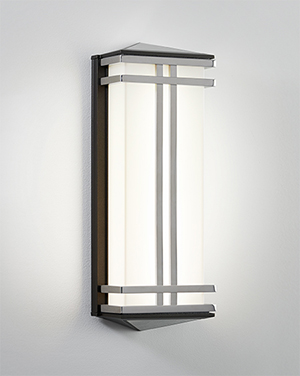 Image's quality construction includes solid metal trim with finish options to meet any design aesthetic for indoor and LED outdoor architectural lighting.