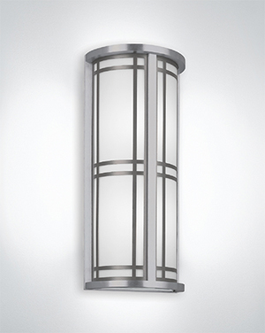 The Midland Arts family features an iconic architectural lighting fixture that exhibits a clean, sophisticated look.