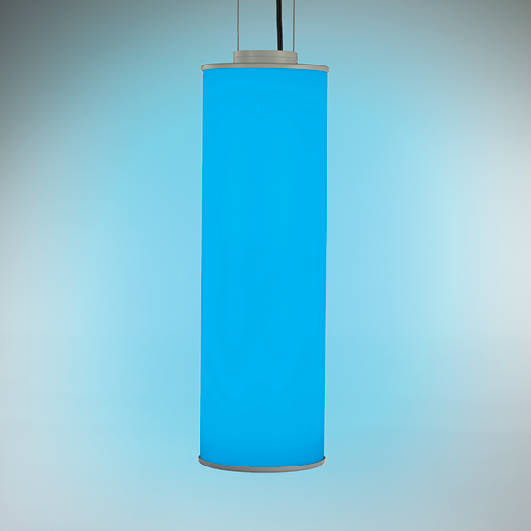 Sequence also comes in RGB for vibrant outdoor pendant lighting