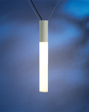 Our popular architectural lighting pendant is now available as an outdoor catenary or canopy mounted pendant.