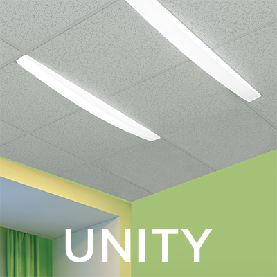 Unity dual overbed slots will be shown at the HCD healthcare design conference