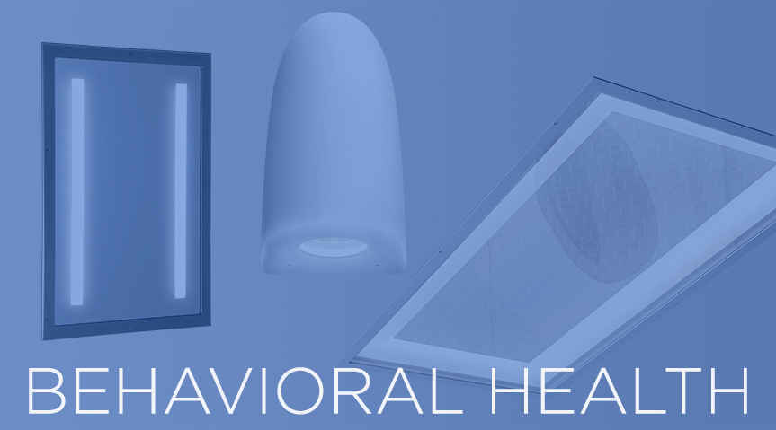 Behavioral Health Light Landing Page Image